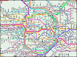 地図PDFのサムネイル